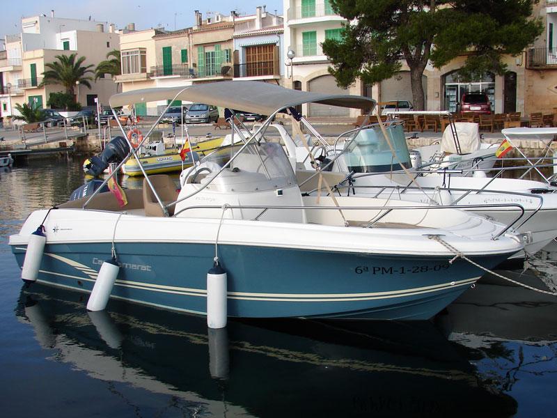 Boote mit Führerschein auf Mallorca mieten - East Coast Divers Mallorca
